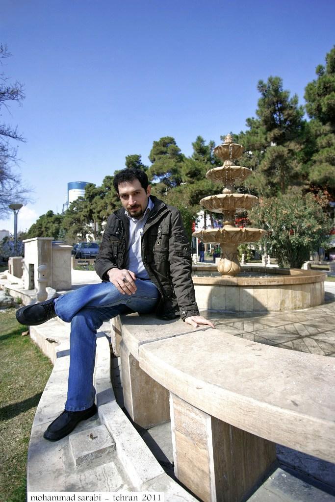 mohammad.sarabi-tehran2011 - محمد سرابی